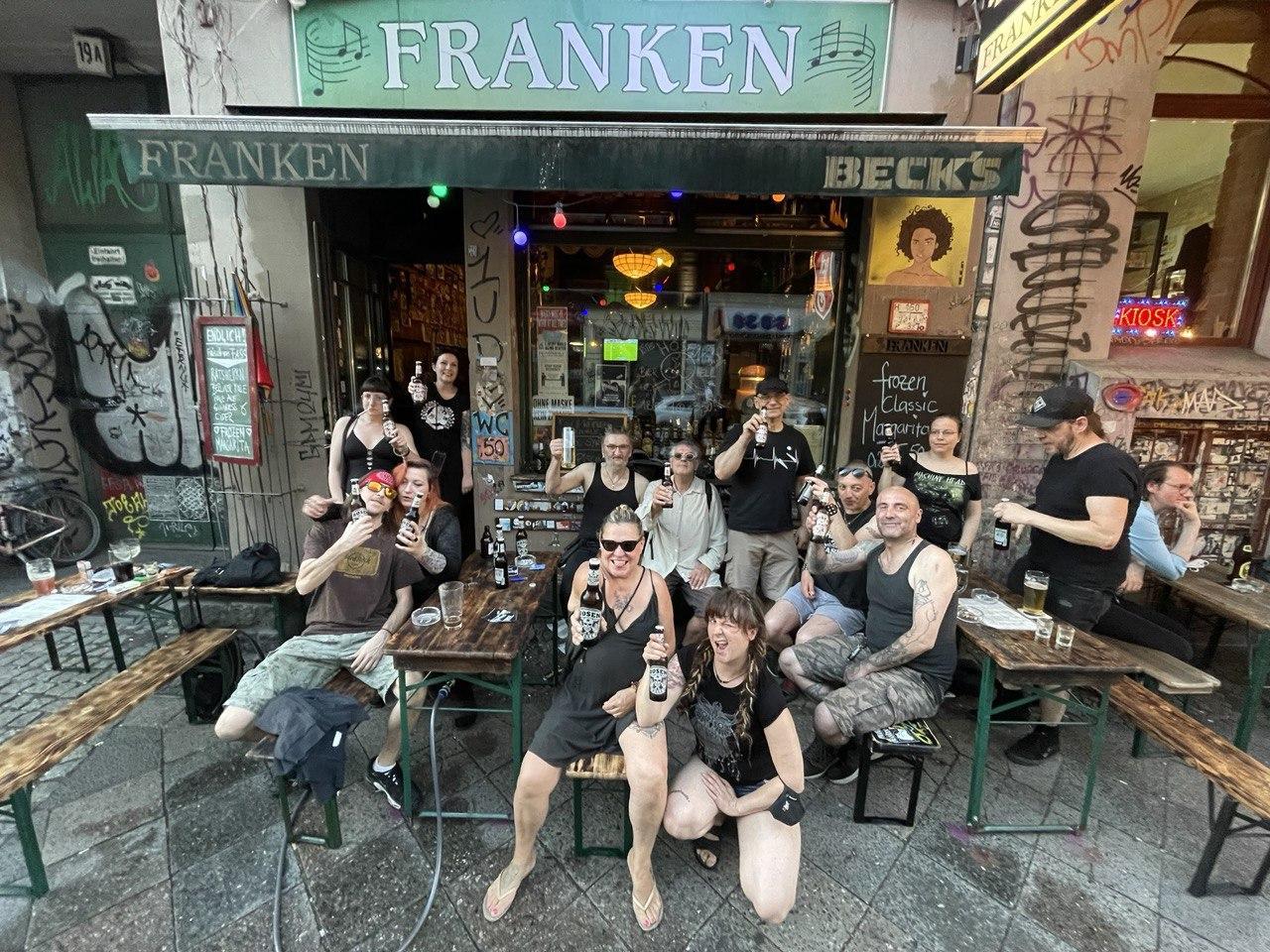 Franken Bar Posting