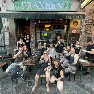 Hosen Hell ab sofort im Franken in Berlin im Ausschank
