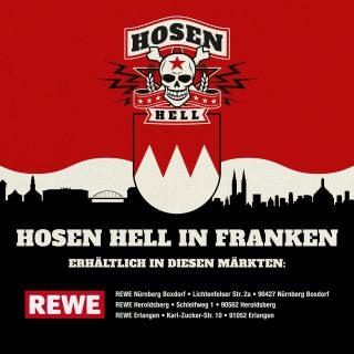 Hosen Hell in Franken!
