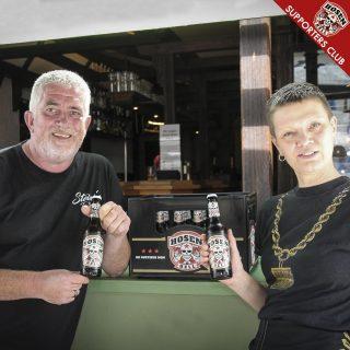 Hosen Hell Supporters Club Steini´s T-Bar