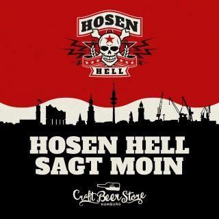 Hosen Hell sagt Moin!