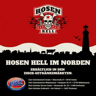 Hosen Hell im Norden!